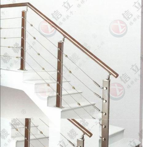 楼梯立柱图片,楼梯扶手案例展示