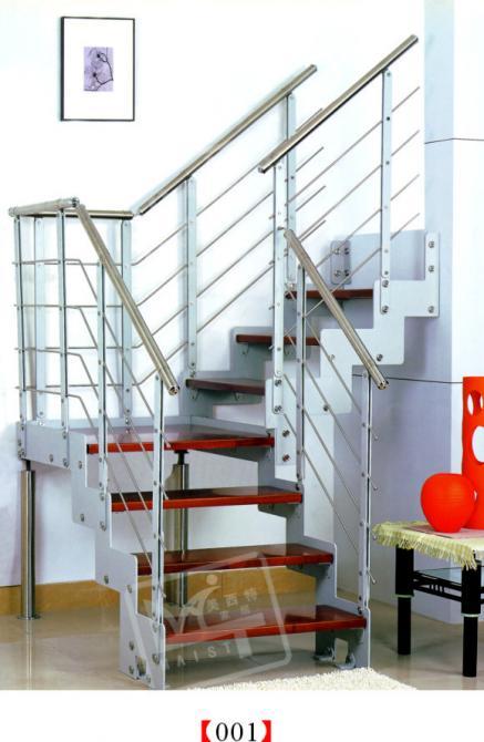 玻璃楼梯,实木楼梯,不锈钢楼梯