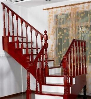 实木楼梯立柱图片,楼梯立柱