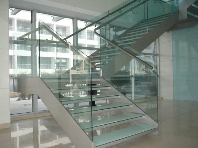 工程楼梯图片
