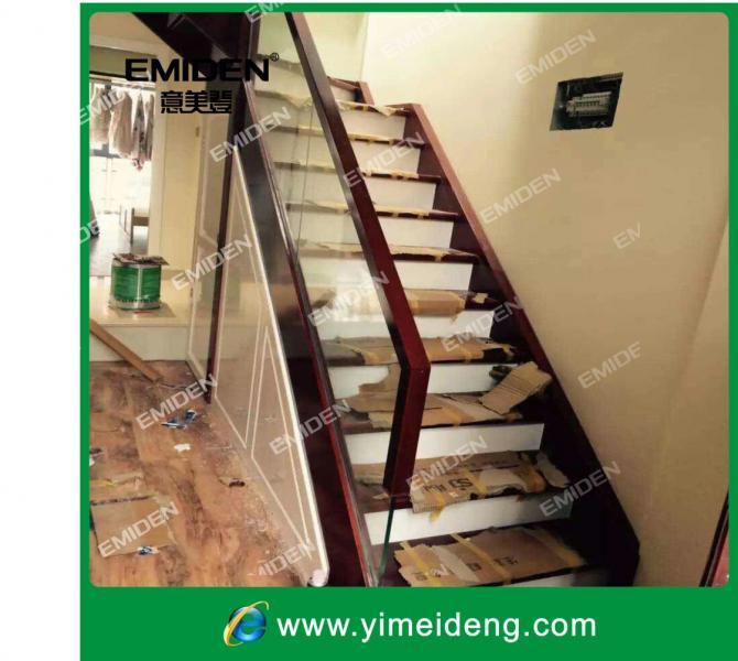 供应家用阁楼直梁楼梯ymd-0518图片